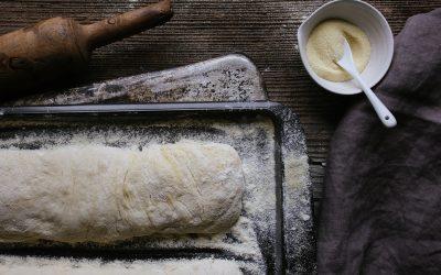Risotto au foie gras et chanterelles